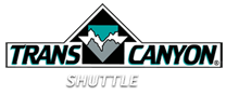 transcanyon Shuttle: Transporting hikers to the North and South Rims of the Grand Canyon